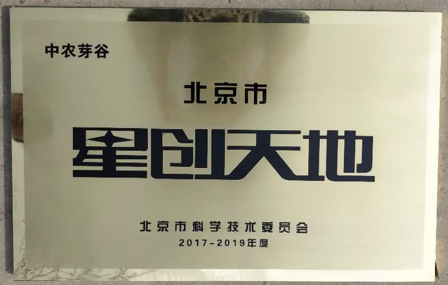北京市星创天地