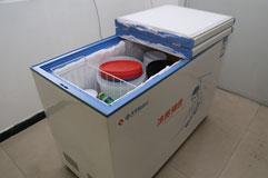 模拟低温环境测试