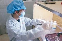 微生物测试