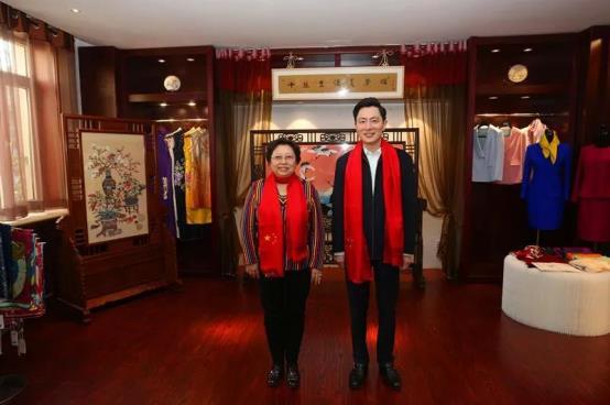 王波會見北京市副市長王紅