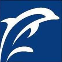 海豚logo無字
