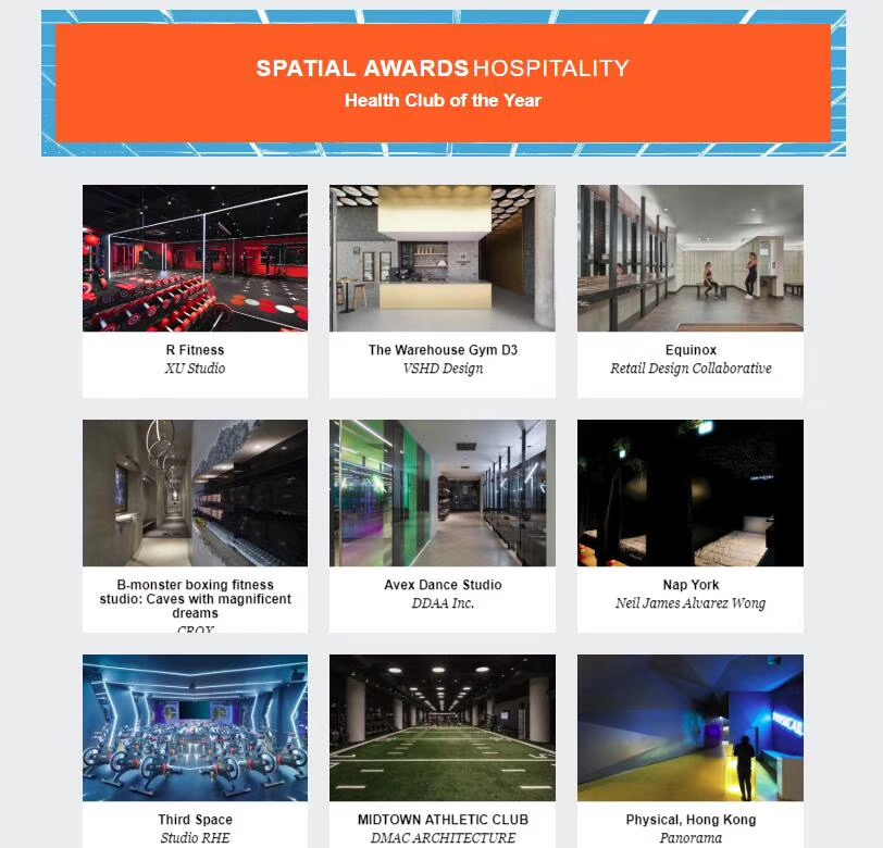 spatial awards