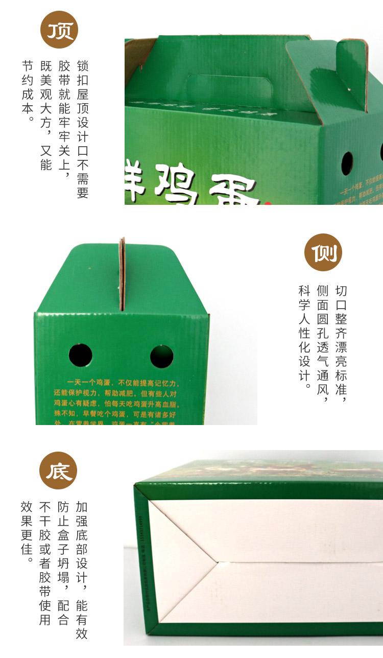 鮮雞蛋禮品盒詳情4