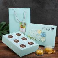 小清新月餅禮品盒小1-2