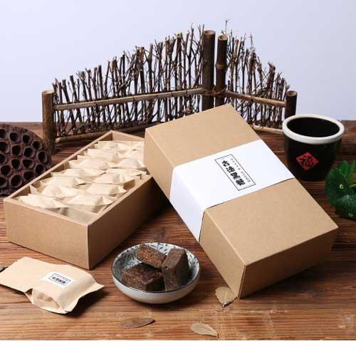 加厚瓦楞牛皮紙禮品盒小2