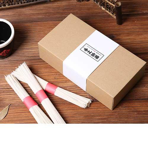 加厚瓦楞牛皮紙禮品盒小3
