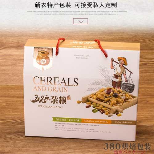 五谷雜糧豐收禮盒小1
