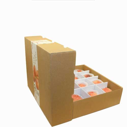 12粒裝水蜜桃禮盒包裝小3