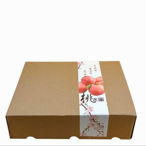 12粒裝水蜜桃禮盒包裝小4