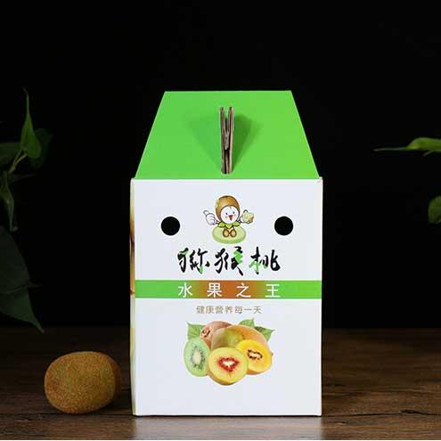 三层瓦楞猕猴桃礼盒小4