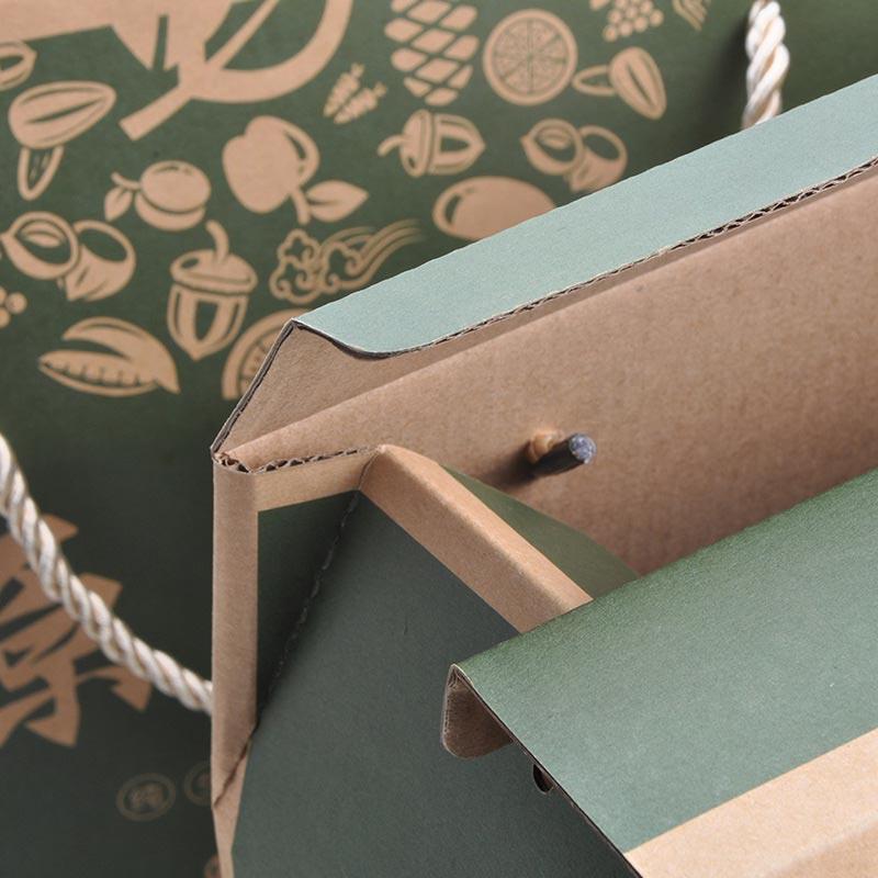 原生態彩色印刷紙箱3