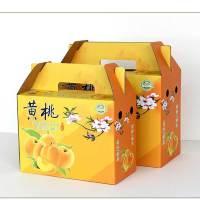 黃桃禮盒包裝小3