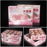 水蜜桃禮盒包裝小2