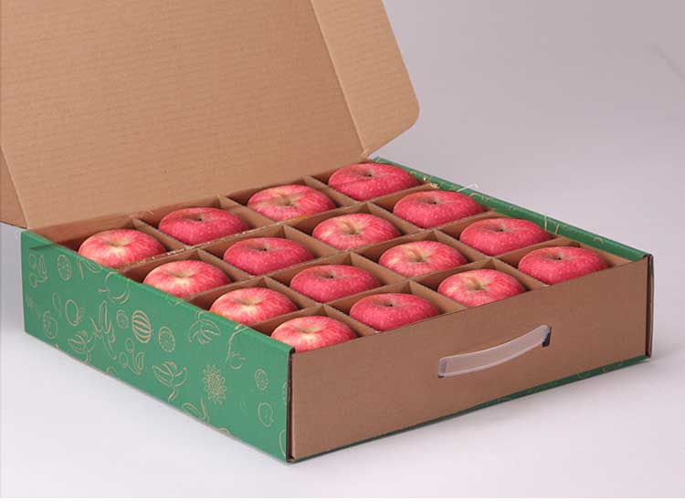 蘋果快遞包裝盒詳情5