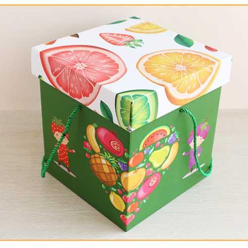 手提水果方盒小2