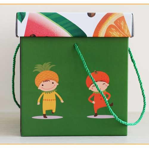 手提水果方盒小4