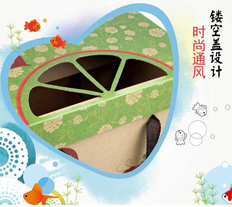 通用牛皮纸水果礼盒详情2