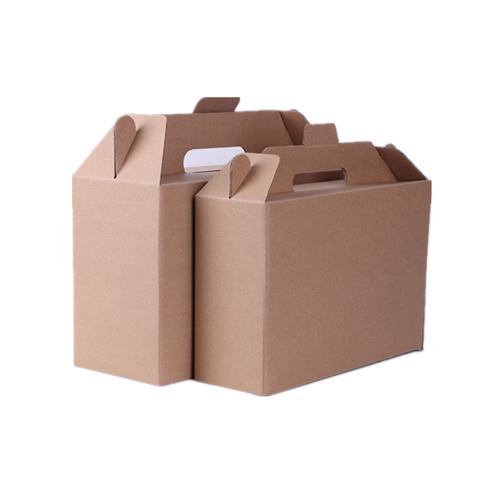 自帶提手紙箱