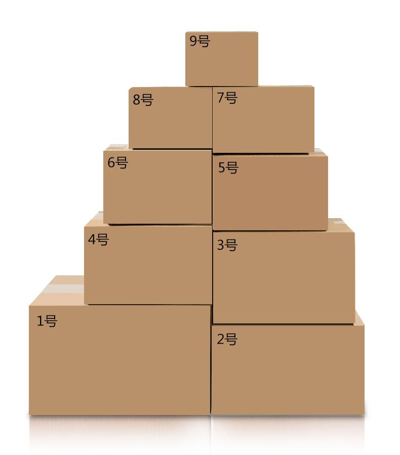 淘寶標準箱