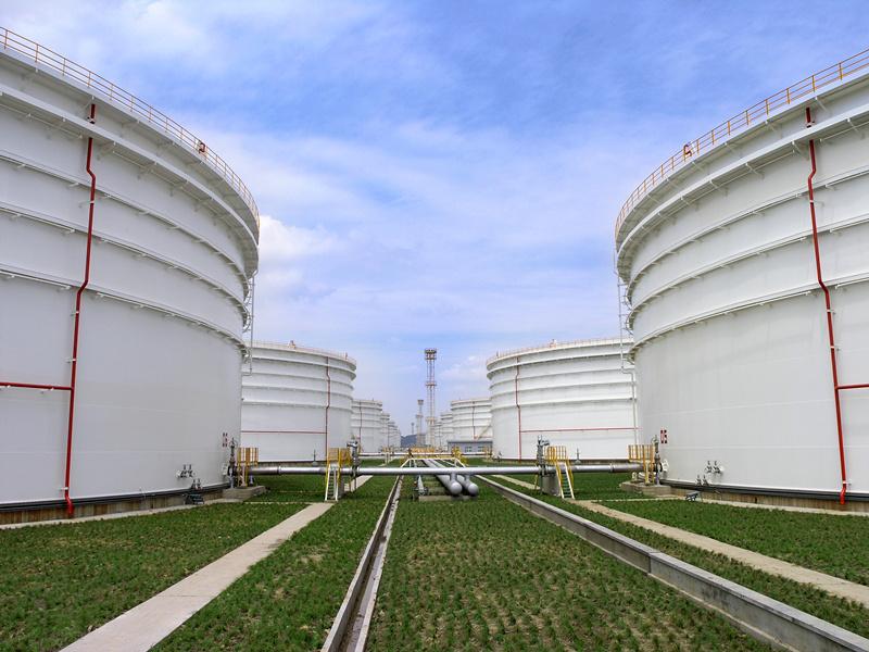 中原油田油庫監控項目