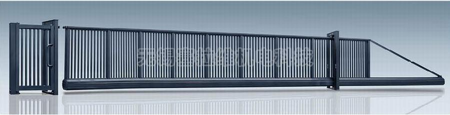 新产品-拼装式竖栏款无轨悬浮门-1