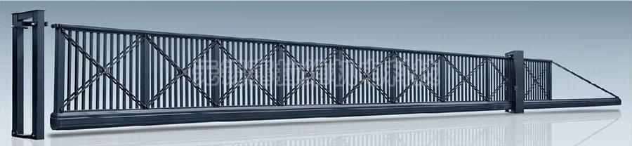 新产品-拼装式竖栏款无轨悬浮门-2