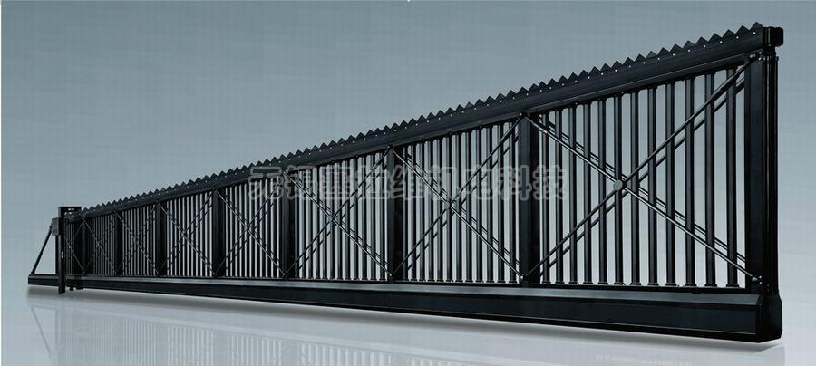 新产品-拼装式竖栏款无轨悬浮门-3