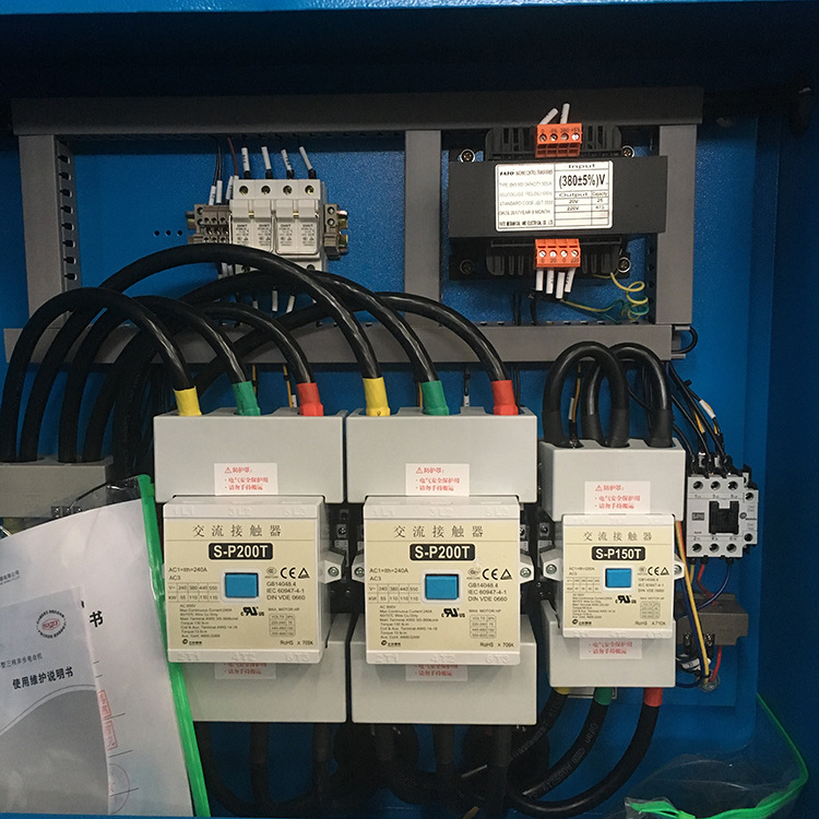 开山空压机电器安全规范