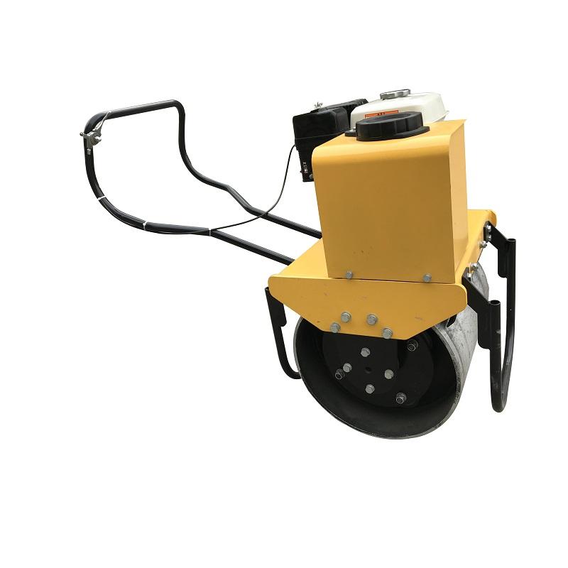 微型单轮压路机