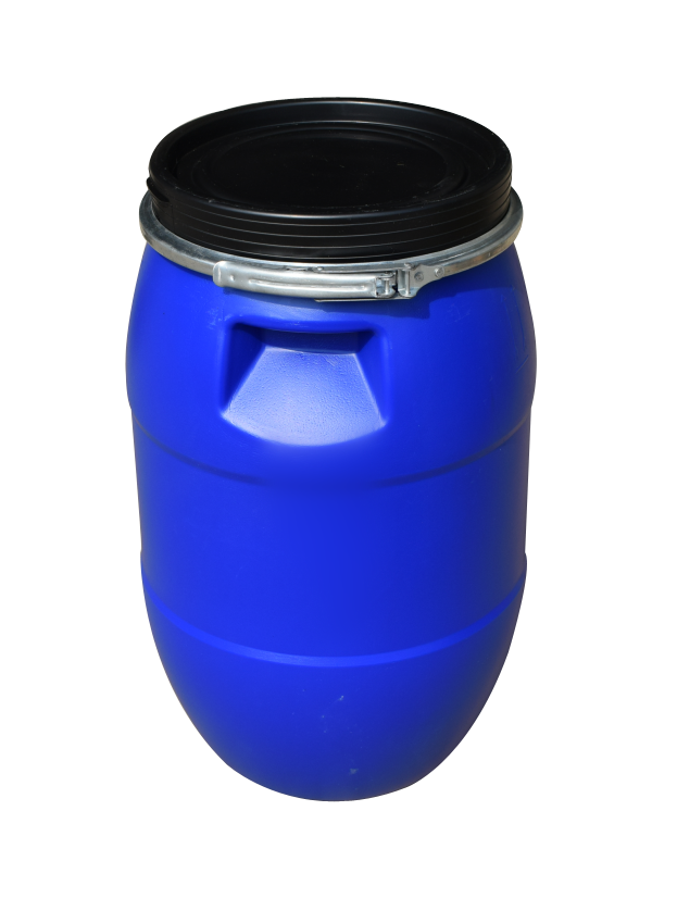 60L开口塑胶桶-1