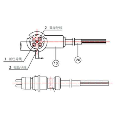 傳感器系統線束