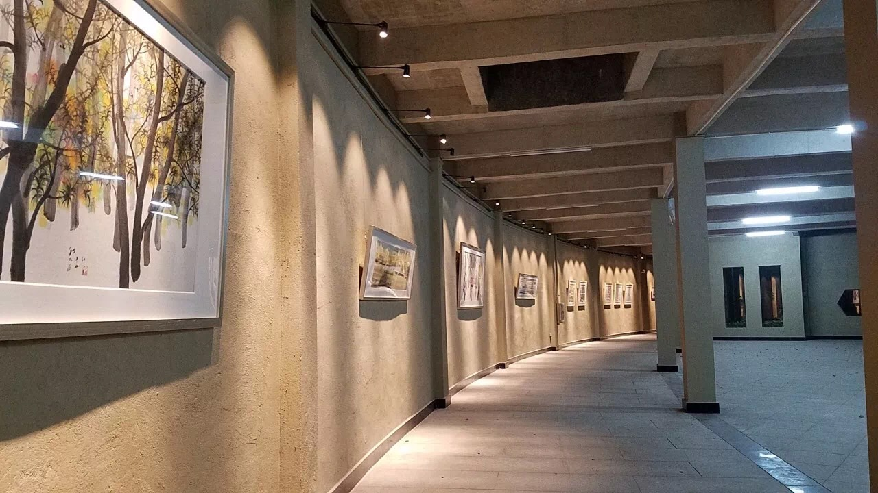 圍屋美術館
