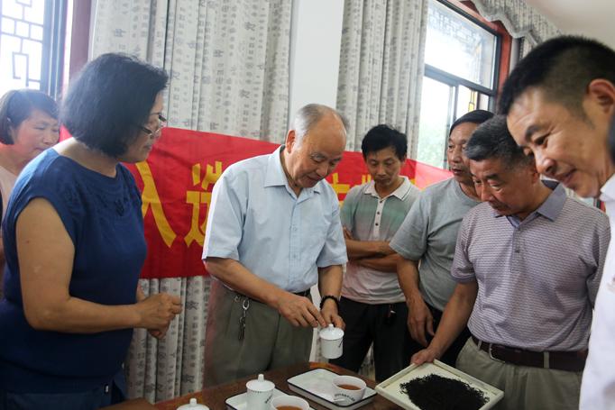 """2016-6-28""""千年古都一品越红""""红茶品鉴会-03"""