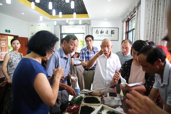"""2016-6-28""""千年古都一品越红""""红茶品鉴会-04"""