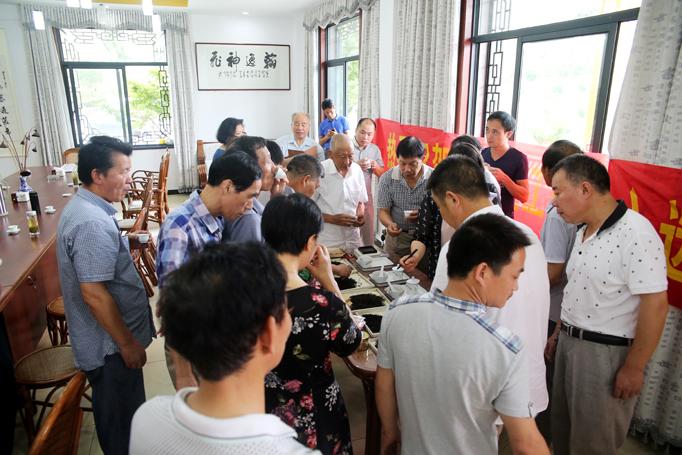 """2016-6-28""""千年古都一品越红""""红茶品鉴会-05"""