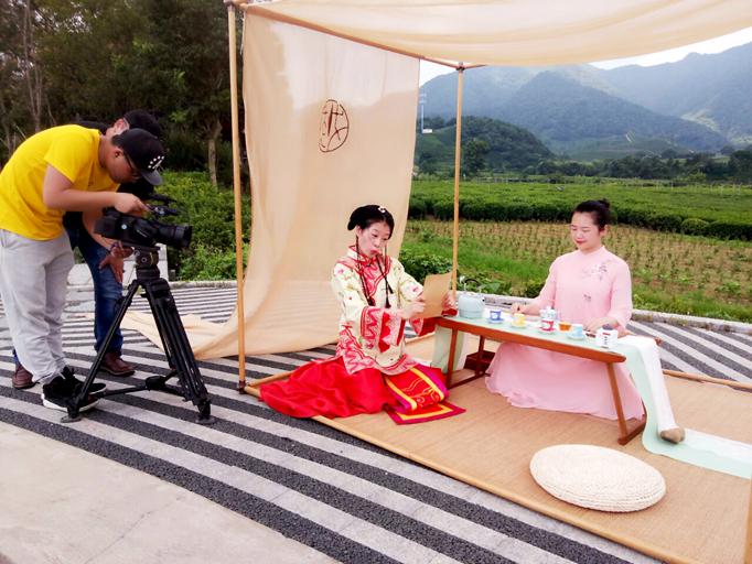 """浙江经视""""小燕子来了""""栏目拍摄-08"""