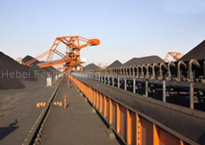 礦用固定式帶寬工輸送機系列