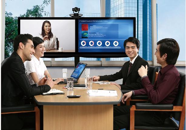 1視頻會議