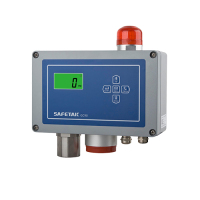 GC90单点壁挂式气体监测报警器