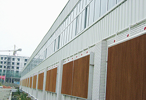 工廠通風降溫方案