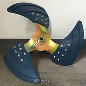 環保空調組合式扇葉