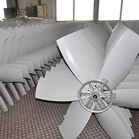 塑鋼成套扇葉