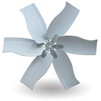塑鋼扇葉負壓風機