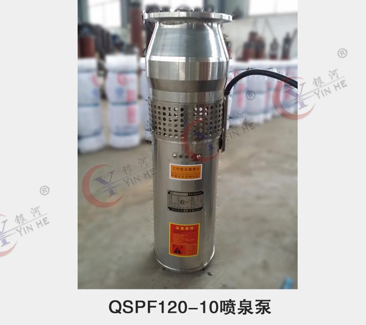 d4喷泉泵QSPF65-18