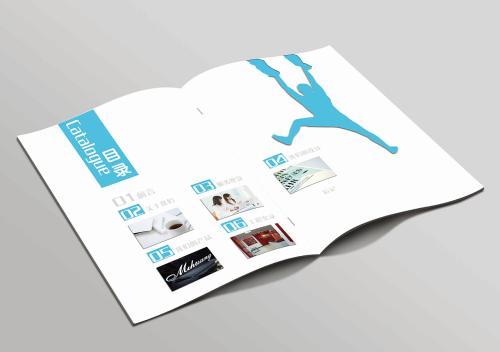 手册设计制作