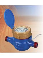 F150直讀式電子遠傳液封水表LXSZ