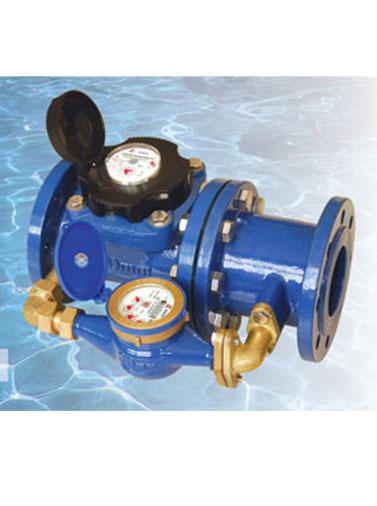 024复式水表LXF