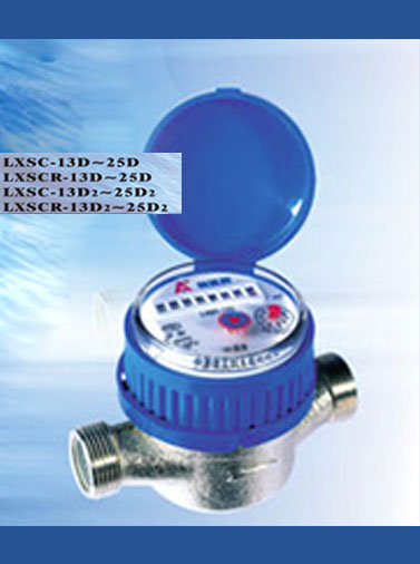 LXSCR-D旋翼干式单流水表