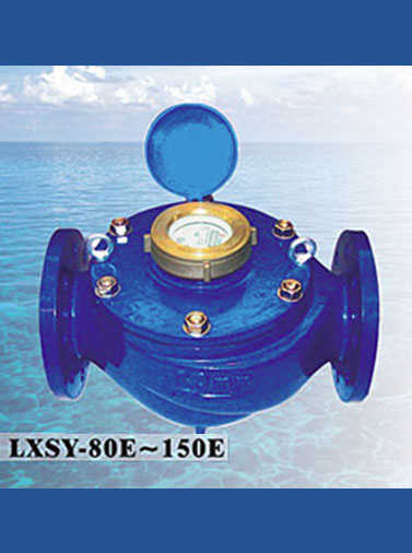 LXSY-E旋翼式液封水表