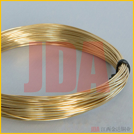 Unplated-Half-Hard-Brass-Round-Wire-04mm-to-40mm